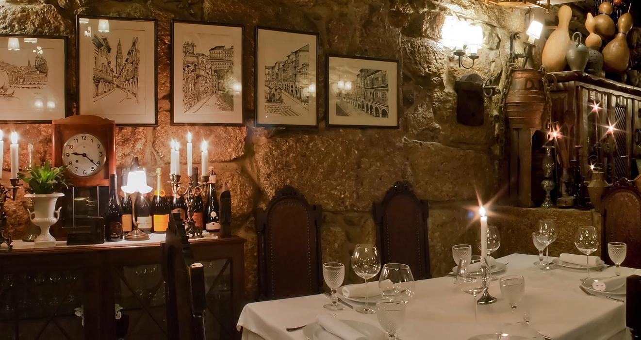 Imagem divulgação do restaurante O Paparico