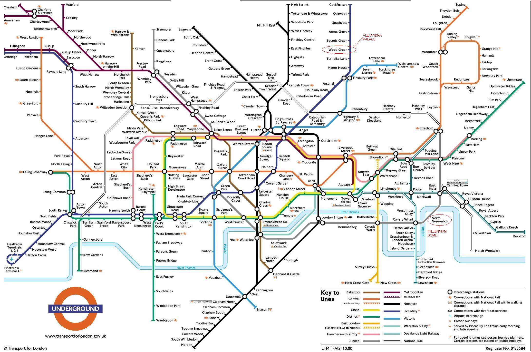 mapa-metro-londres