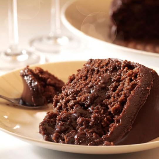Foto Divulgação da Torta de Chocolate da Funny Bombons!