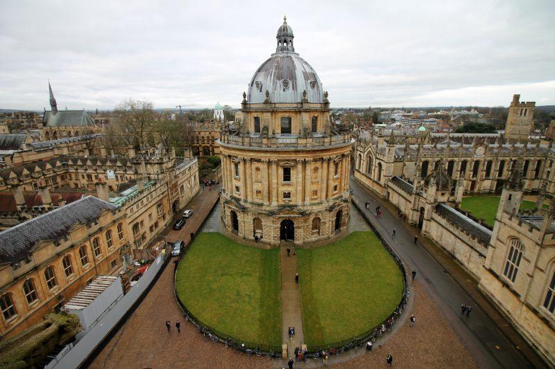 Oxford, Inglaterra