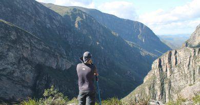 Hiking na Serra do Cipó, em Minas Gerais
