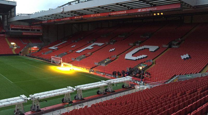 Como visitar o Anfield Stadium em Liverpool