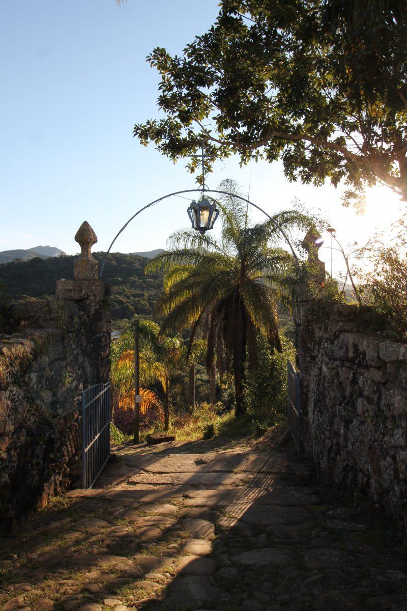 Belezas do Santuário do Caraça, em Minas Gerais