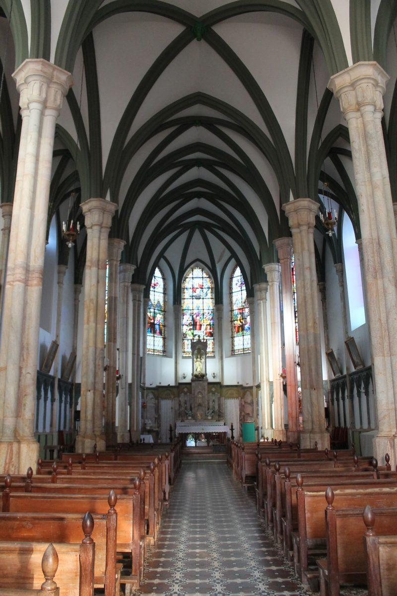 Santuário Nossa Senhora dos Homens, no Santuário do Caraça
