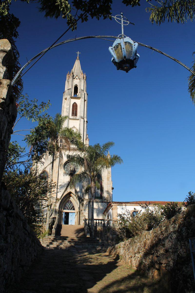 Santuário do Caraça, em Minas Gerais