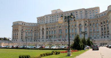 Como visitar o Palácio do Parlamento (Palatul Parlamentului), em Bucareste
