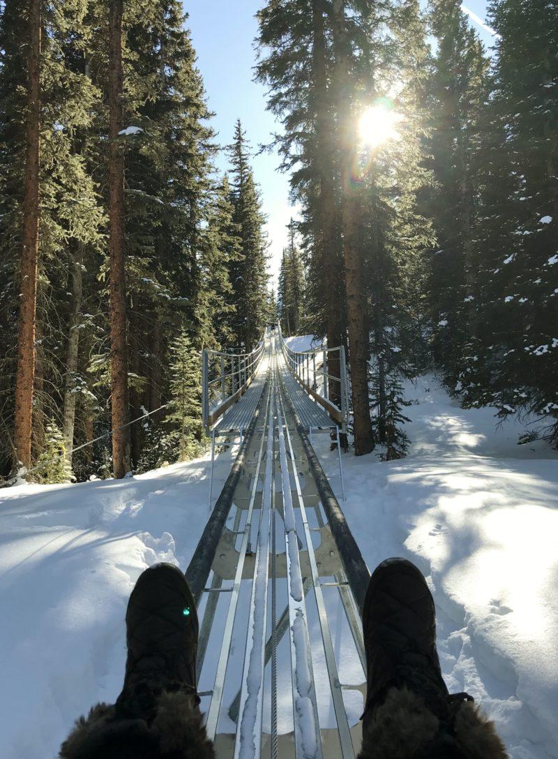 Breathtaker Alpine Coaster, Aspen