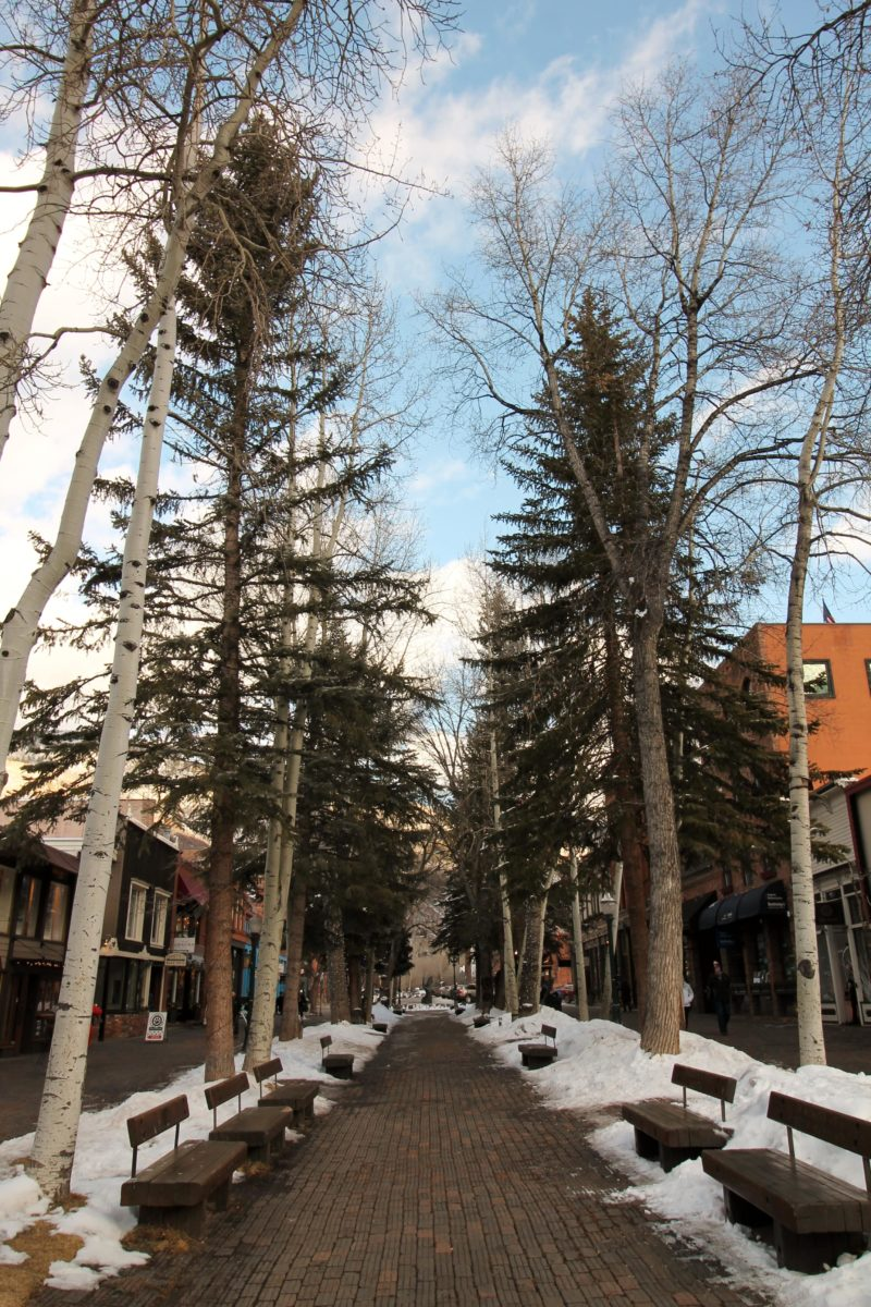 Vila de Aspen, Colorado