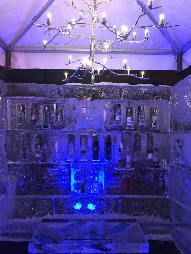 Hotel Jerome, Aspen, Ice Bar