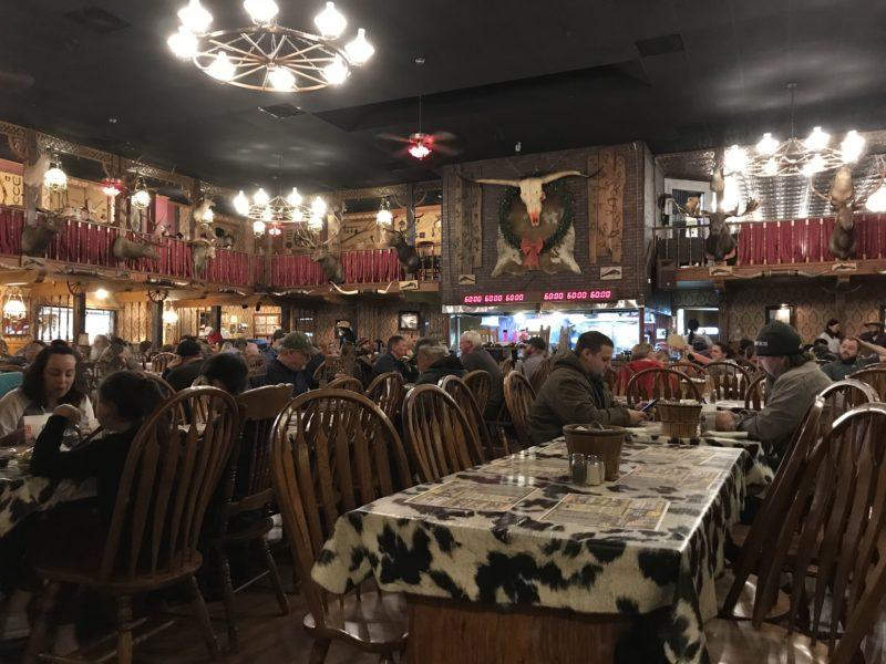The Big Texan Steak Ranch, Amarillo - TX