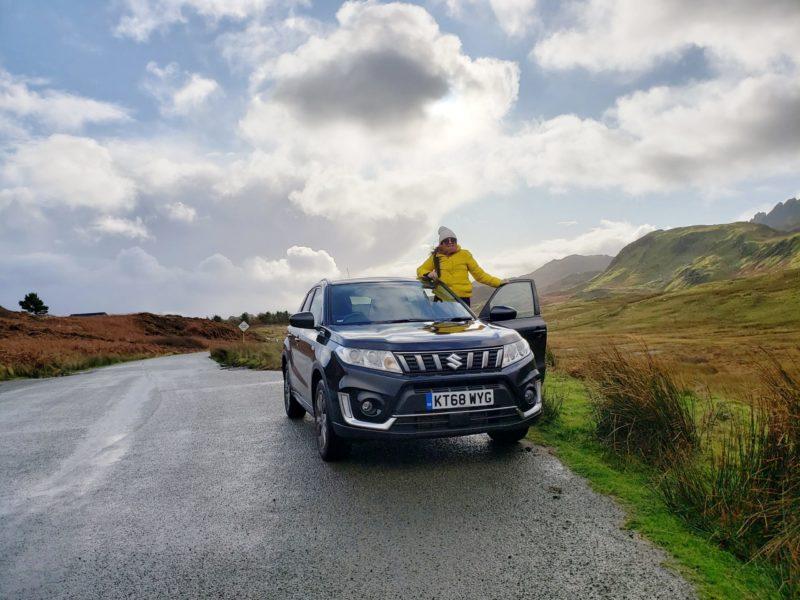 Road Trip na Escócia