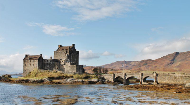 O Belíssimo Eilean Donan Castle, na Escócia